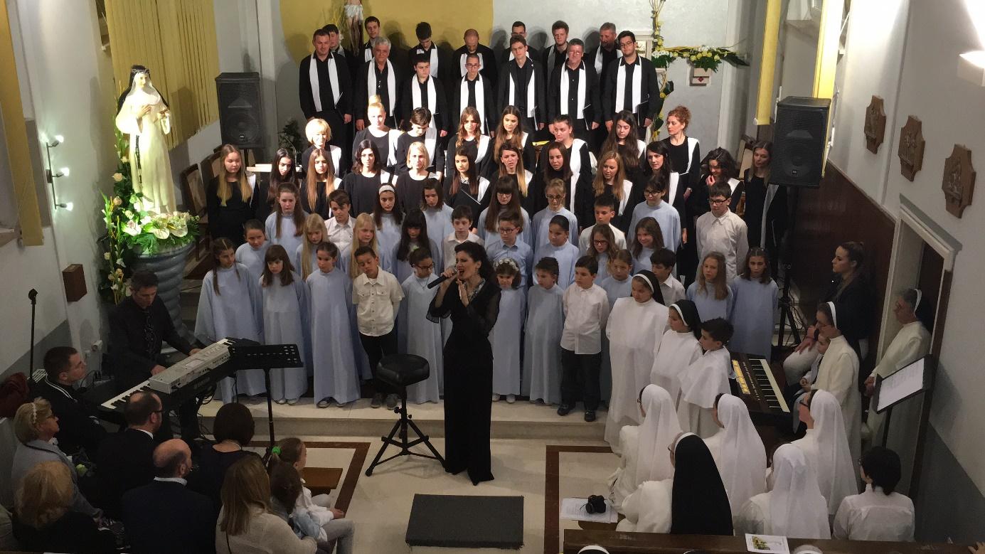 Proslava 800. jubileja Reda propovjednika i spomendan sv.  Katarine Sijenske